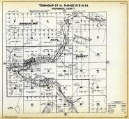 Township 27 N. Range 10 E.W.M., Heybrook, Halford, Snohomish County 1927